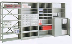 British Standard Shelving