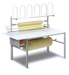 TPH Packing Bench